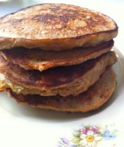 mættende morgenmadspandekager